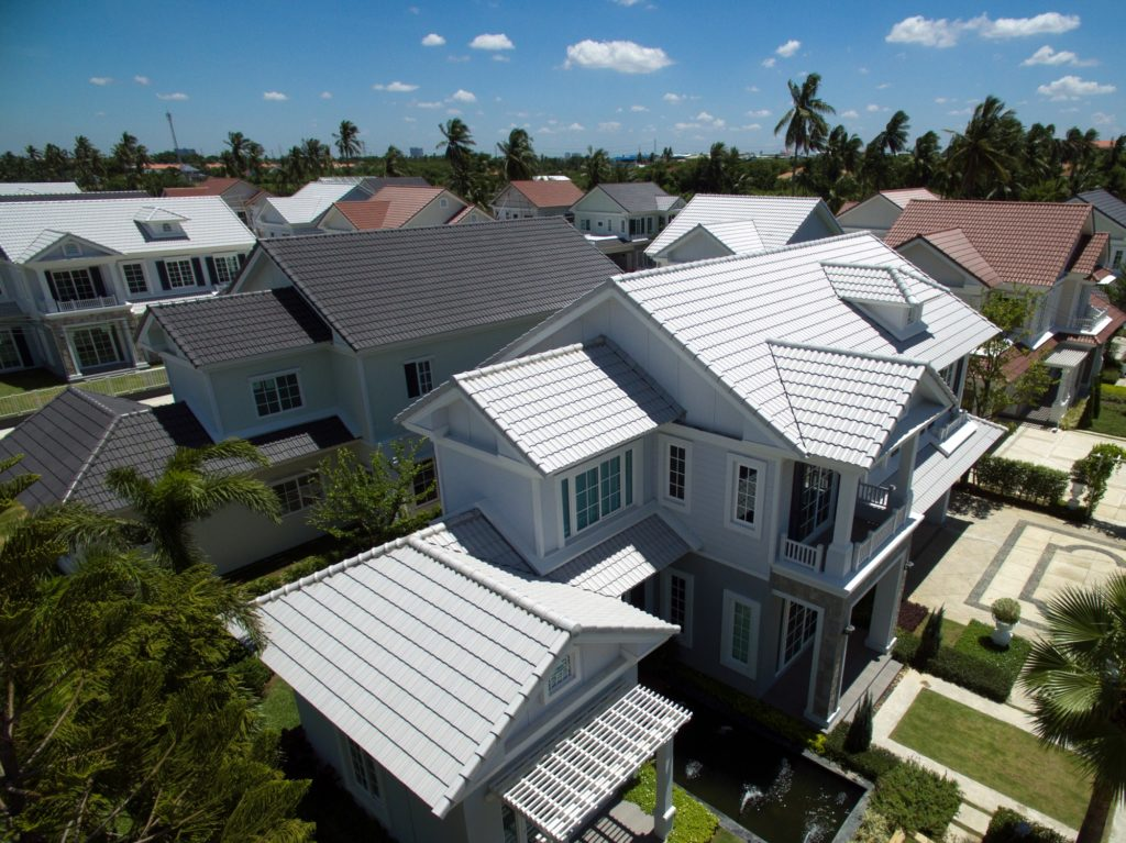 residential roofing services in fort worth